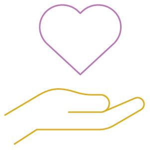 heart icon | unhealthy dependency