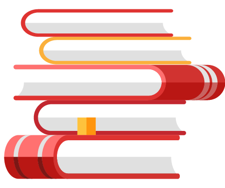 stack of books icon | does listening to music help you study