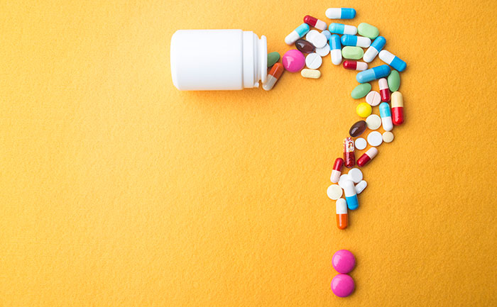 question mark in pills | | are supplements necessary