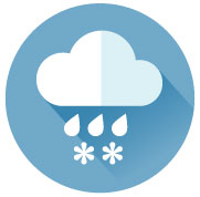 precipitation icon