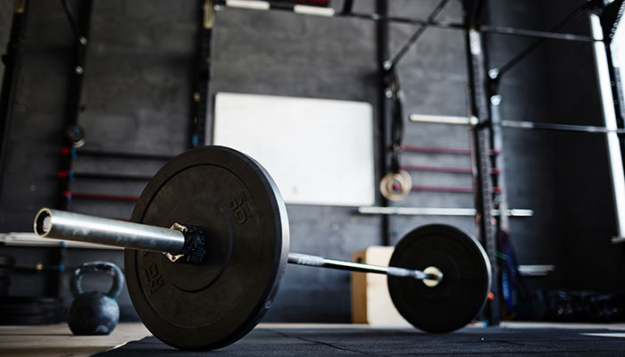Large barbell