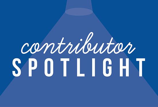 Contributor spotlight