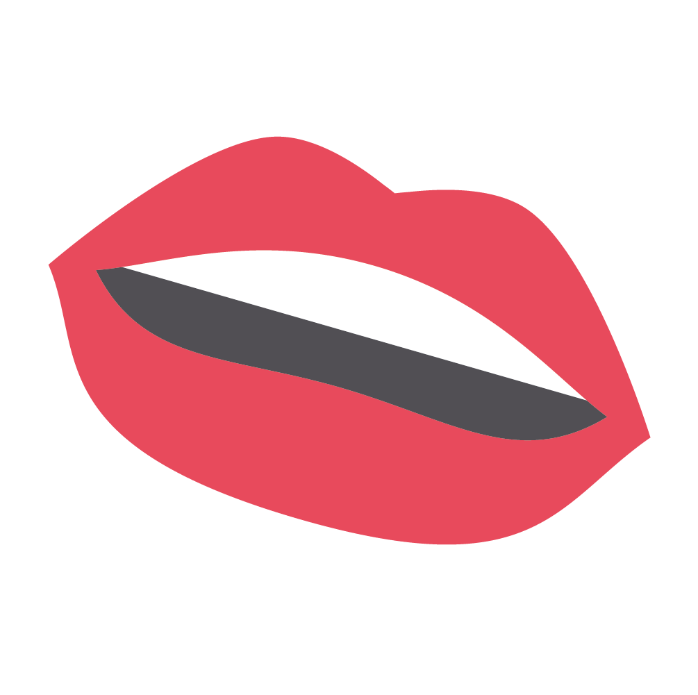 mouth emoji | how effective are condoms against stds