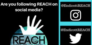 Get social with REACH!