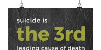 I See I Speak I Pledge About Suicide Prevention