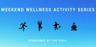 Weekend Wellness Activity Series for Andover Students
