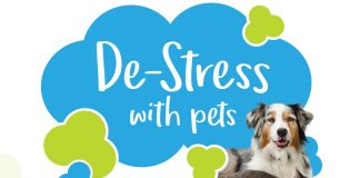 De-stress with Pets is coming in December!