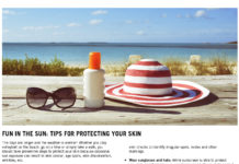 Tips for Protecting your Skin