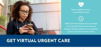 MUSC Health Virtual Urgent Care