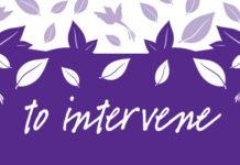 to intervene