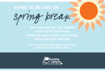 Spring Break Safety
