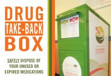 Drug Take-Back Box