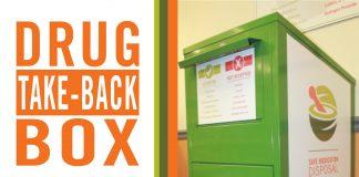 Drug Take-Back Box