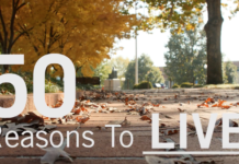 50 Reasons to Live