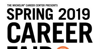 Spring Career Fair Jan. 22–24