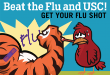 flu shot competition
