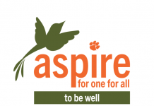 Aspire to Be Well logo