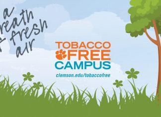 Tobacco free campus