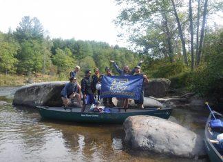 Outdoor Adventure Trips by ETSU