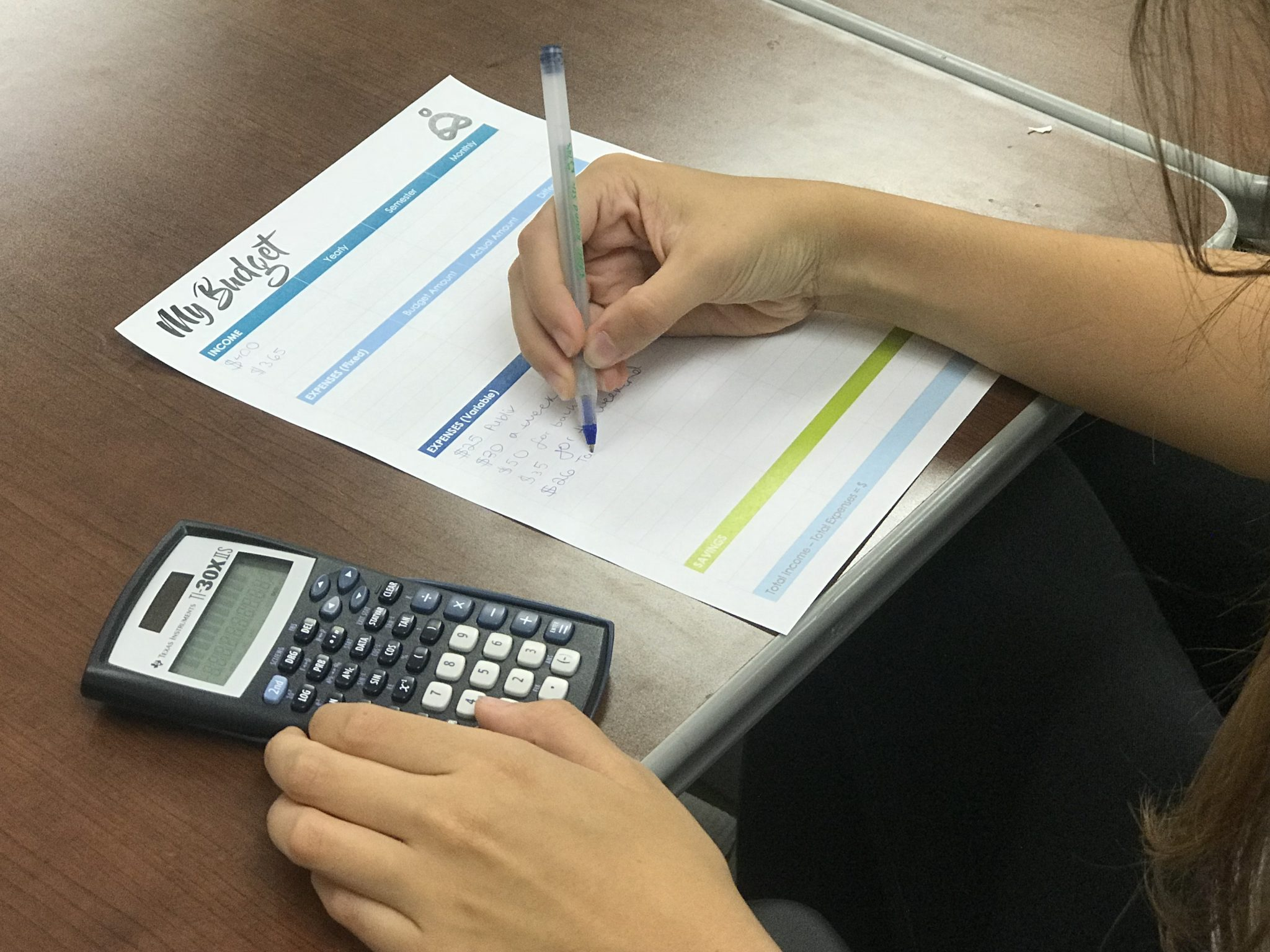 back to school budgeting for college students florida