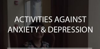 Activities Against Anxiety and Depression henderson state university