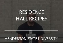 Residence Hall Recipes