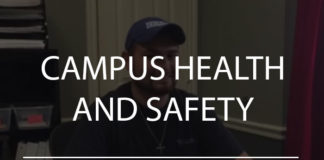 campus health and safety
