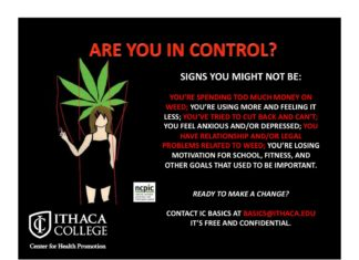 are you in control