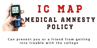 medical amnesty policy