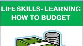 Life skills - learning how to budget