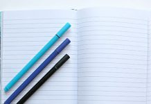 Color-coded-notebook