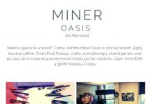 Miner Oasis