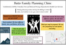 Butte Family Planning Clinic