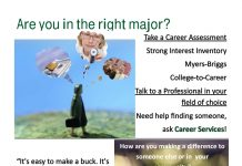 Montana Tech Career Services ask: Are you in the right major?