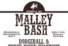 Malley Bash Flier