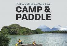 Camp & paddle