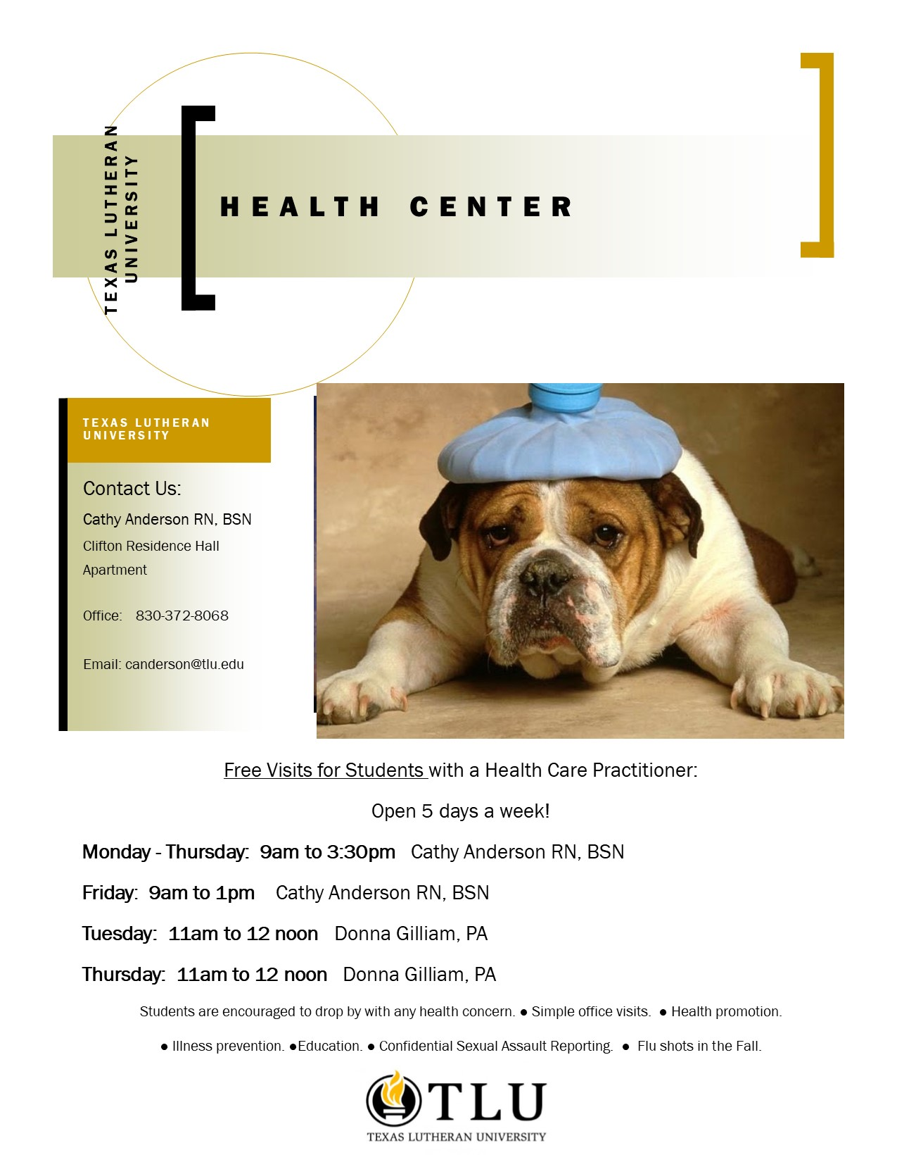 Health Center Information