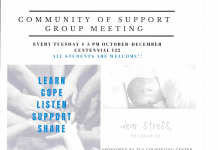 Community of Support Group Meeting