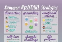 summer self care strategies