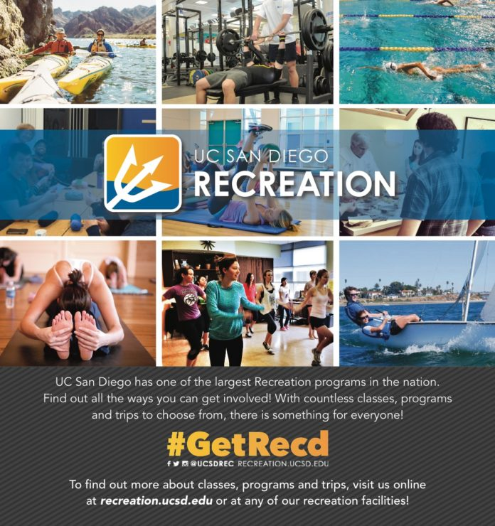 UC San Diego Recreation
