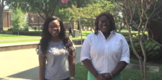 UCA Students help introduce Student Health 101 October issue
