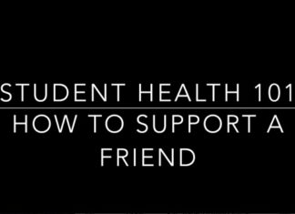 How to support a friend