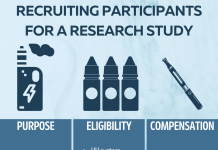Vape Research Flyer