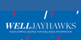 Well Jayhawks Logo