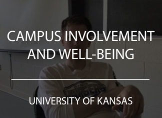 campus involvement and well-being university of kansas