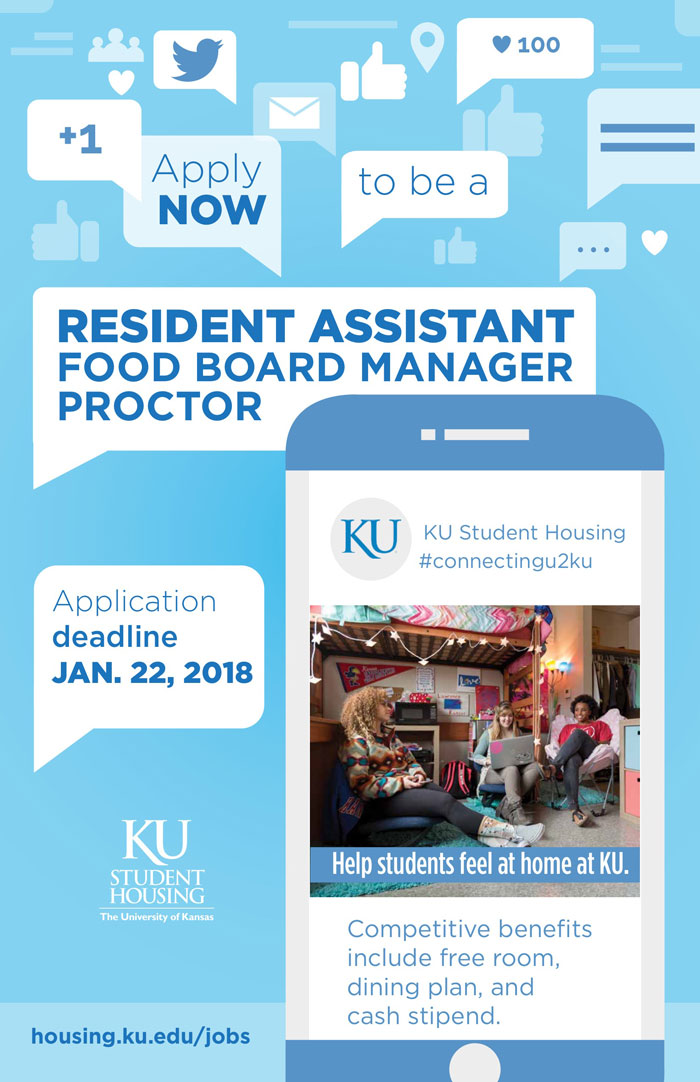 Apply for Housing Position Now!