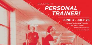 Become a Personal Trainer this Summer