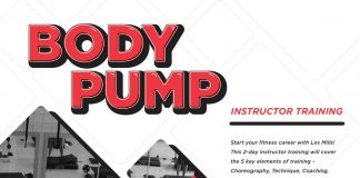 Become a Body Pump Instructor