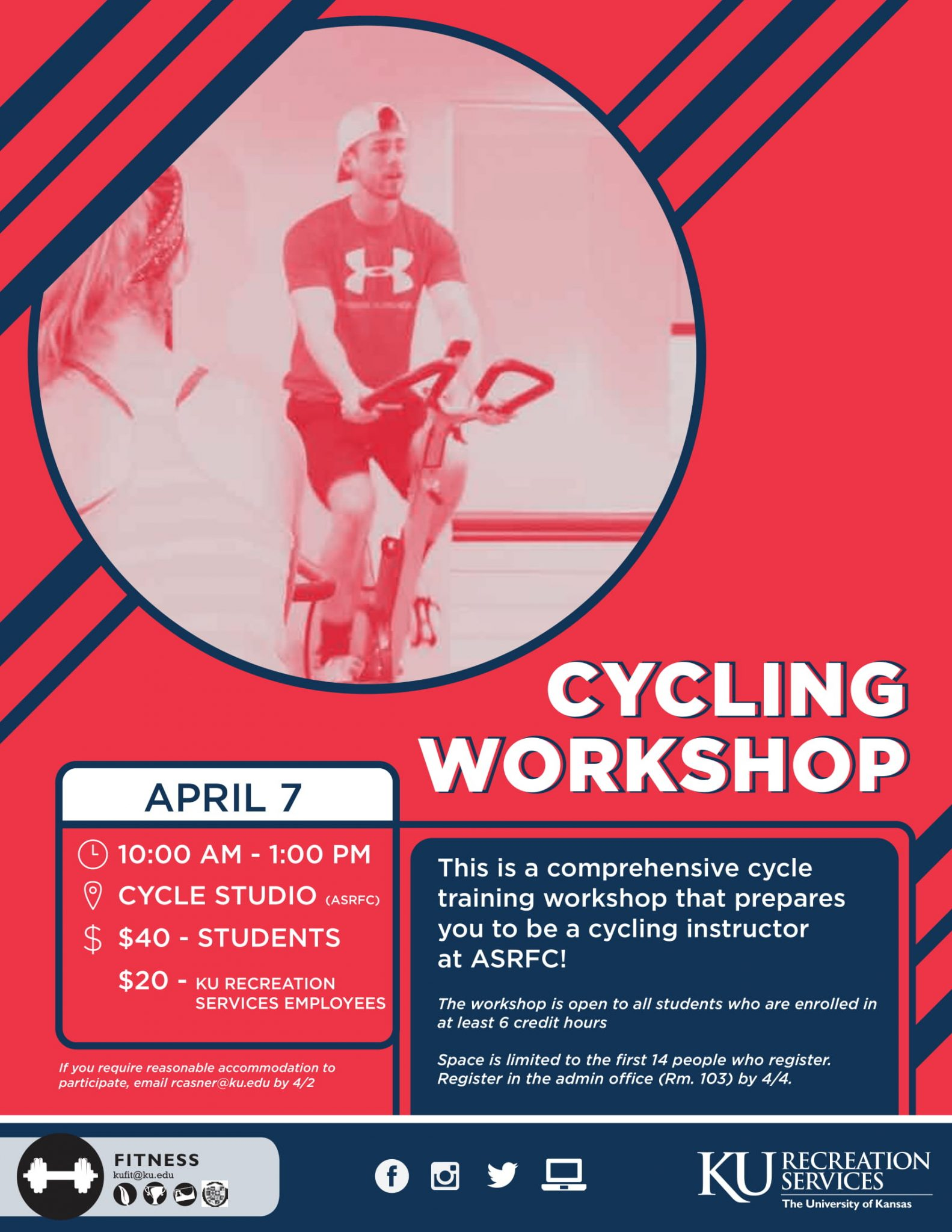 Comprehensive Cycle Training Workshop