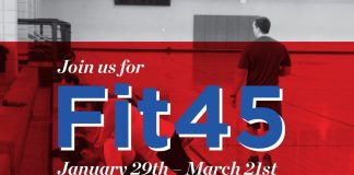 get fit in 45 minutes